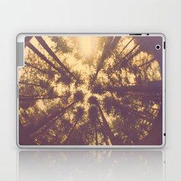 In The Trees  Laptop & iPad Skin
