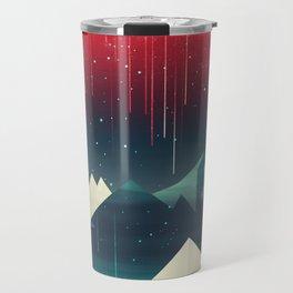 Geminids Meteor Shower Travel Mug