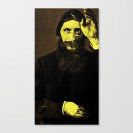 Rasputin 5 Canvas Print
