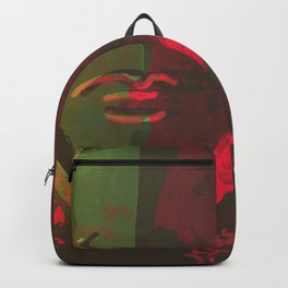 Stay Wild and Kiss Me Backpack