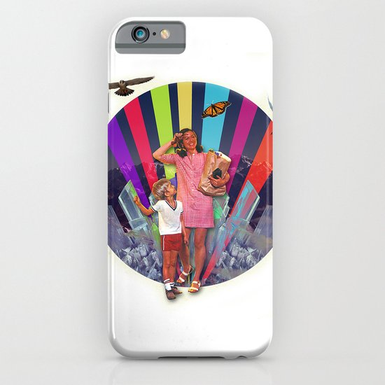 Like I Just Got Home iPhone & iPod Case