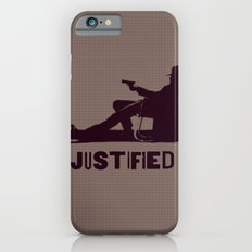 Justified ||| Slim Case iPhone 6