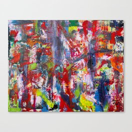 """""""Find Your Center"""" Canvas Print"""