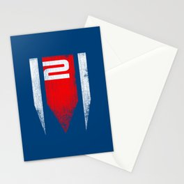 ME2 - Mass Effect Stationery Cards