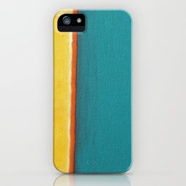 Triple Jump iPhone Case
