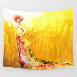Rags to riches 1 Wall Tapestry