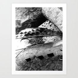 Philharmonie 001 Art Print