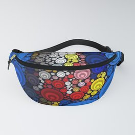 Hippie Groove Fanny Pack
