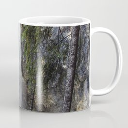 Mystic forest in Slovenia 03 Coffee Mug