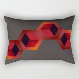 Tango in Buenos Aires Rectangular Pillow