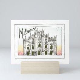 milano Mini Art Print