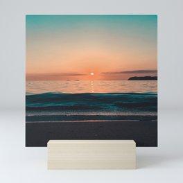 Summer Is My Lover I Wait Every Year Mini Art Print