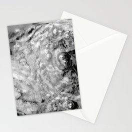 Boiling thermal water Stationery Cards