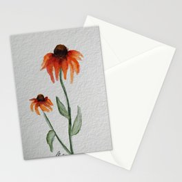 Black Eyed Susan Stationery Cards
