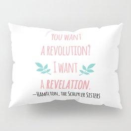 THE SCHUYLER SISTERS | HAMILTON Pillow Sham