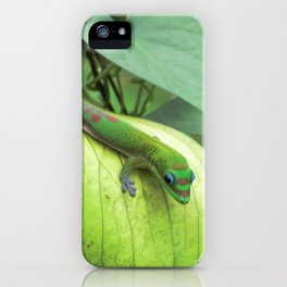 Blending In iPhone Case