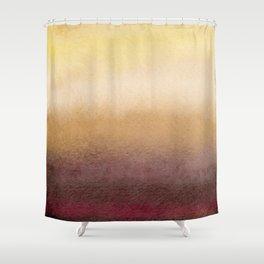 Winter sun Shower Curtain