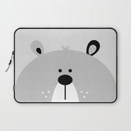 Hello Bear Laptop Sleeve
