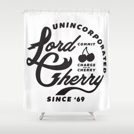 LC 69 Shower Curtain