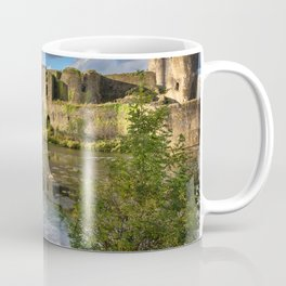 Caerphilly Castle Moat Coffee Mug