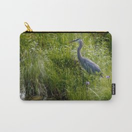 June Heron Carry-All Pouch
