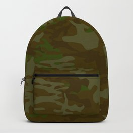 Military force Camouflage-Accessories and interior Home Backpack