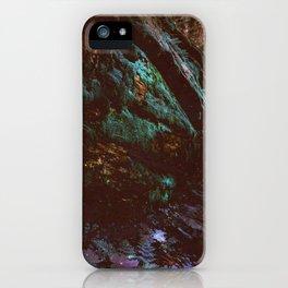 Forest Wall Dark Fairy Landscape iPhone Case