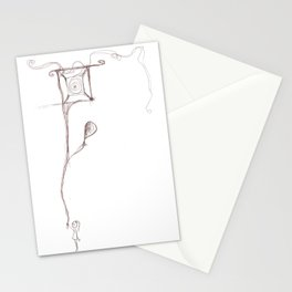 Childhood Anxiety Stationery Cards