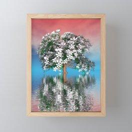 tree art -2- Framed Mini Art Print