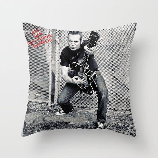 D.C. Wheeler Throw Pillow