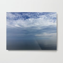 Endless Lake Superior Metal Print