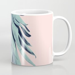 Pineapple Upside Down #2 #tropical #fruit #decor #art #society6 Coffee Mug