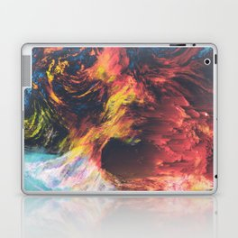 dissonance 04 Laptop & iPad Skin