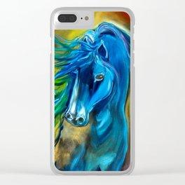 Thunderbolt Clear iPhone Case