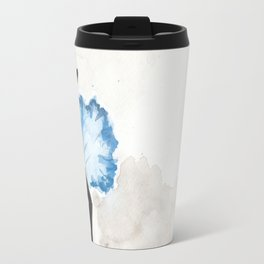 Blue Can Can Travel Mug