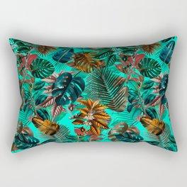 Tropical Garden II Rectangular Pillow