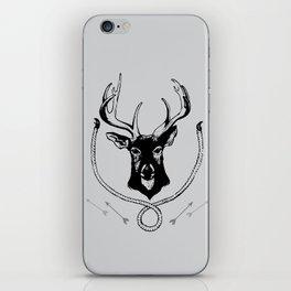 Deer Portrait iPhone Skin