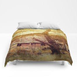 Home Among The Gums Comforters