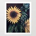 Sunflower Life by adamzworld