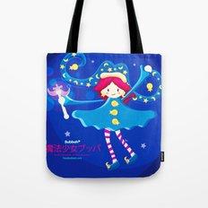 MAHOU SHOJO BUBBAH - Magical girl Bubbah- Tote Bag