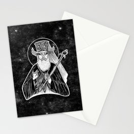 Cosmic Priest Stationery Cards
