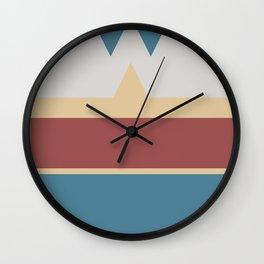Wonder Colors Wall Clock