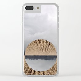 Midwest Autumn Horizon - Flip Clear iPhone Case