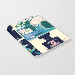 CC No.5 Fashion Collage Notebook