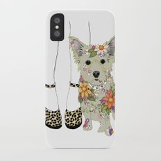 Milly and Me iPhone X Slim Case