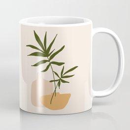 GIOIA DEI FIORI - the joy of flowers - Modern abstract art illustration Coffee Mug
