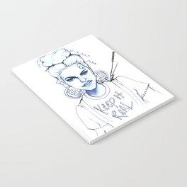 #STUKGIRL KYE (Keep it Real) Notebook