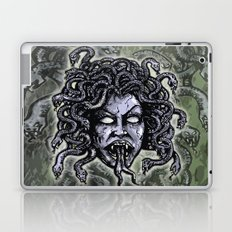 Medusa Gorgon Laptop & iPad Skin