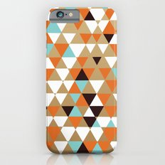 Snow Capped Peaks Slim Case iPhone 6s