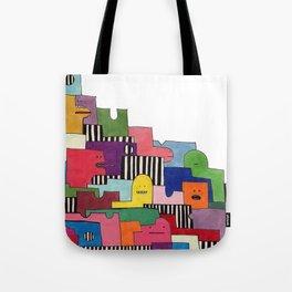 Friendlies Tote Bag